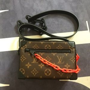 Louis Vuitton Virgil Abloh Mini Soft Trunk Bag